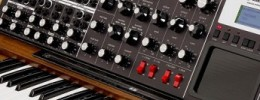 Ya es oficial: Moog anuncia Minimoog Voyager XL