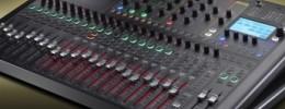 Soundcraft anuncia las nuevas mesas Si Compact