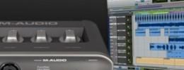 Nueva versión de la interfaz MobilePre de M-Audio