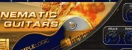 Ya está disponible Cinematic Guitars de Sample Logic