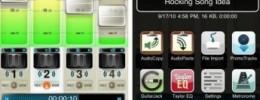 Cuarta versión de la aplicación FourTrack para iOS