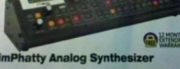 Rumor: Moog SlimPhatty en camino