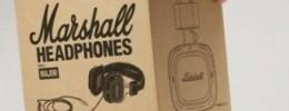 Marshall anuncia nueva línea de auriculares