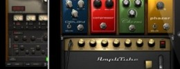 IK Multimedia lanza AmpliTube 2 para iPad