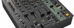 Nuevo mixer DJX9000USB y serie NOX de Behringer