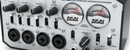 Nueva interfaz EIE de Akai