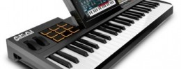 Akai presenta SynthStation 49