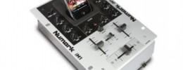 Numark presenta nuevos mixers con soporte para iPod