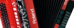 Nuevo acordeón FR-18 de Roland