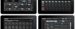 Cuatro apps de iPad para controlar el Yamaha Motif XF