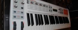 Toma de contacto con M-Audio Venom