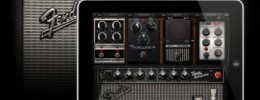 AmpliTube Fender para iPad disponible