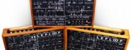 LEPLOOP, sinte, caja de ritmos y secuenciador