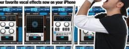 Ya está disponible IK Multimedia VocaLive para iOS