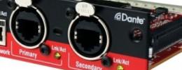 Taller online sobre grabación con Dante en sistemas iLive