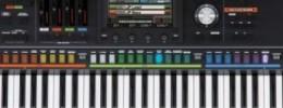 Así podría ser Jupiter-80, el nuevo instrumento de Roland