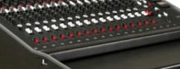 Nueva mesa analógica 950m de Harrison Consoles
