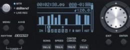Micro BR BR-80, nueva grabadora multipista de Roland
