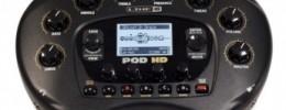 Line 6 anuncia el multi-efectos POD HD