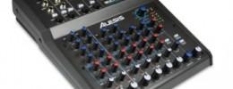 Nueva mesa compacta MultiMix USB 2.0 FX de Alesis