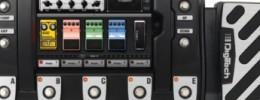 DigiTech iPB-10, pedalera programable e integrada con el iPad