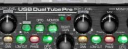 Nueva interfaz USBDualTubePre de ART Pro Audio