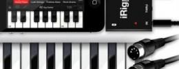IK Multimedia anuncia SampleTank para iOS y iRig MIDI