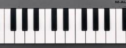 Keystation Mini 32, nuevo controlador compacto de M-Audio