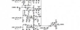 El esquema de Monotribe, liberado oficialmente por Korg