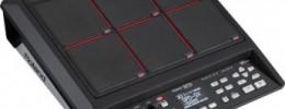 SPD-SX, nuevo instrumento de percusión de Roland