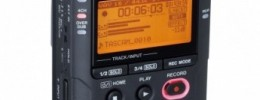 Nueva grabadora Tascam DR-40