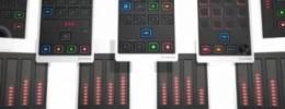 Steinberg presenta CMC, un sistema de control modular para Cubase