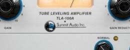 Summit Audio TLA-100A, lo nuevo de Softube