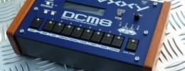 VXXY DCM8, una caja de ritmos chiptune