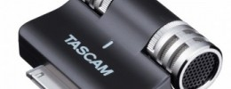 Nuevo micro estéreo Tascam iM2 para dispositivos iOS