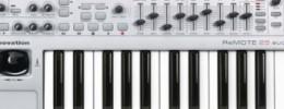 Novation ReMOTE25 Audio
