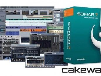 Se acerca Cakewalk SONAR 7