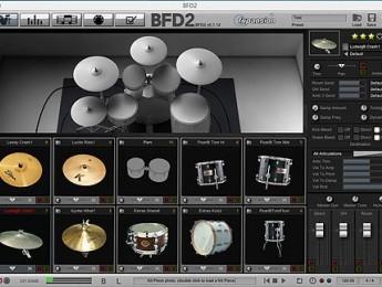 Primera información e imágenes de FXpansion BFD2