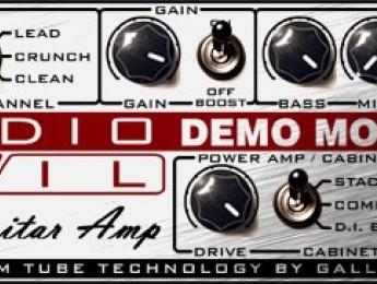 Demo de Studio Devil Virtual Guitar Amp