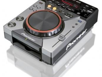 Nuevo Pioneer CDJ-400