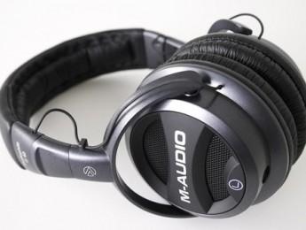 Auriculares M-Audio Studiophile Q40