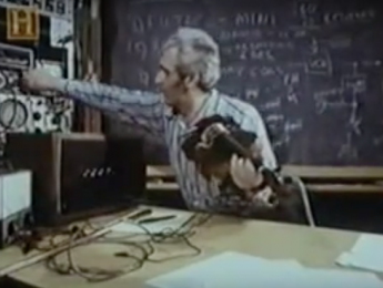 La invención del sintetizador Moog