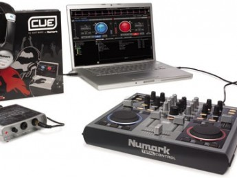 Packs Computer DJ in a Box de Numark