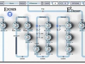 Eiosis anuncia el lanzamiento de E²Deesser
