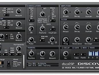 Discovery Pro aumenta su polifonía y soporta SoundFonts