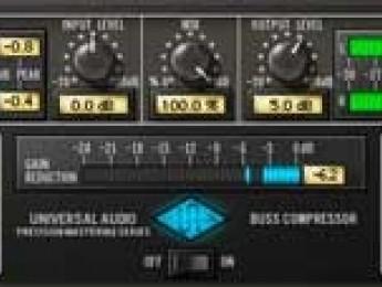 Software 4.9 para las tarjetas DSP Universal Audio UAD