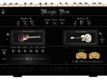 Magic Vox, un instrumento basado en armónicos de guitarra
