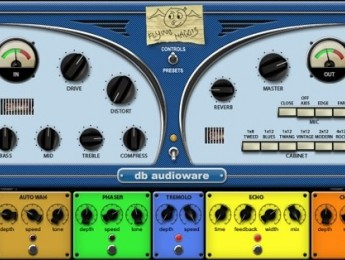 Db Audioware Flying Haggis disponible