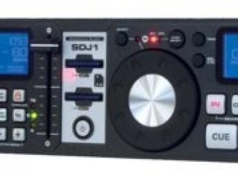 Reproductores DJ American Audio basados en tarjetas SD