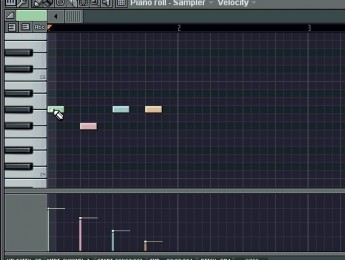 Capturas de FL Studio 8